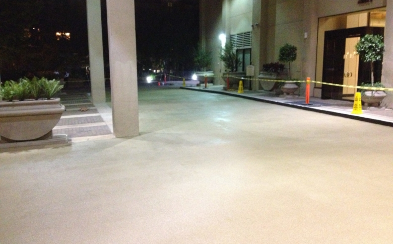 Life Deck Auto-life system,vehicular traffic concrete sytem