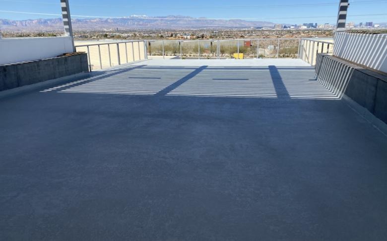 AMAC System, Waterproof Decking, concrete system, Las Vegas housing