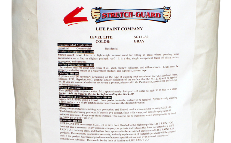 Stretch Guard Level Lite SGLL-30 Packaging
