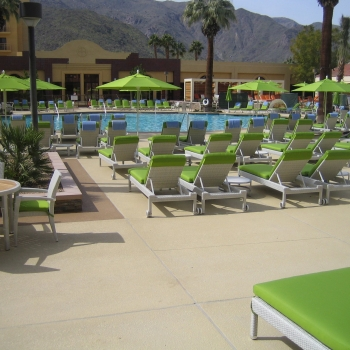 Hyatt-in-Palm-Springs-Pool-Deck-heat-reflective-57000-ft
