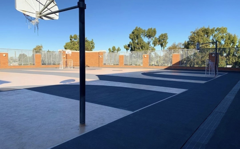 LAUSD-basketball-court-with-Life-Deck-MC-Waterproof-system