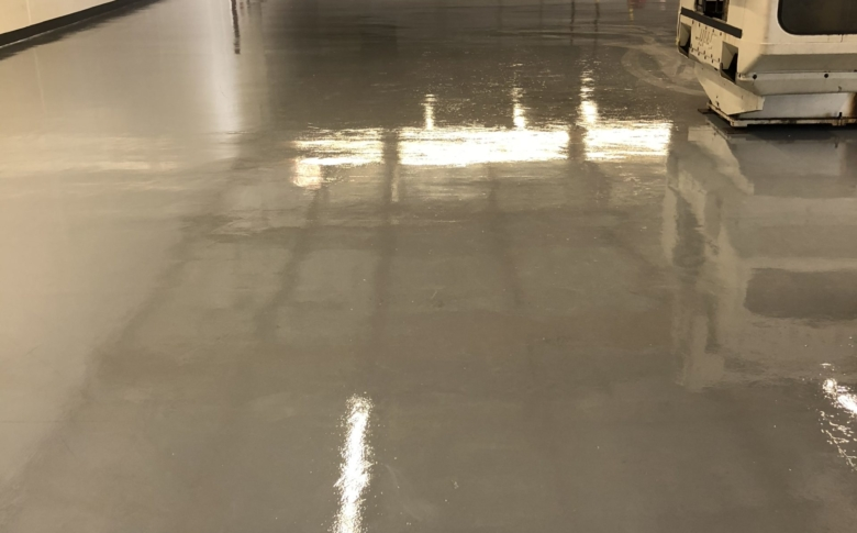 Manufacturing-facility-epoxy-system-CRU-top-coat