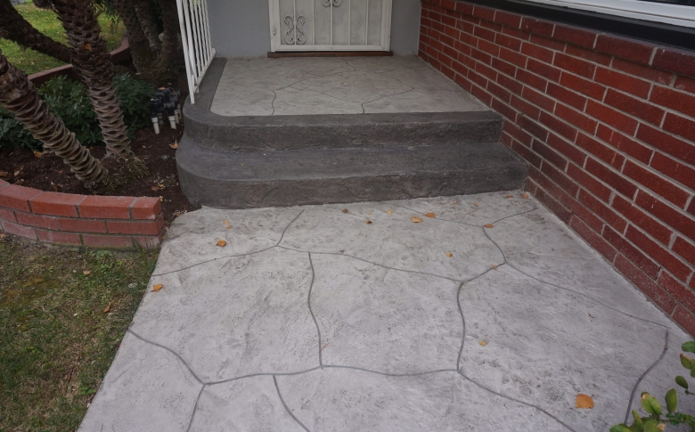 Residential and commercial products flagstone Life deck Specialty Coatings entryway