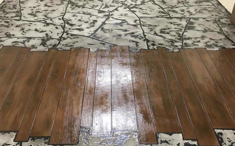 wood-plank-pattern-decorative-concrete-garage-floor-design-architects