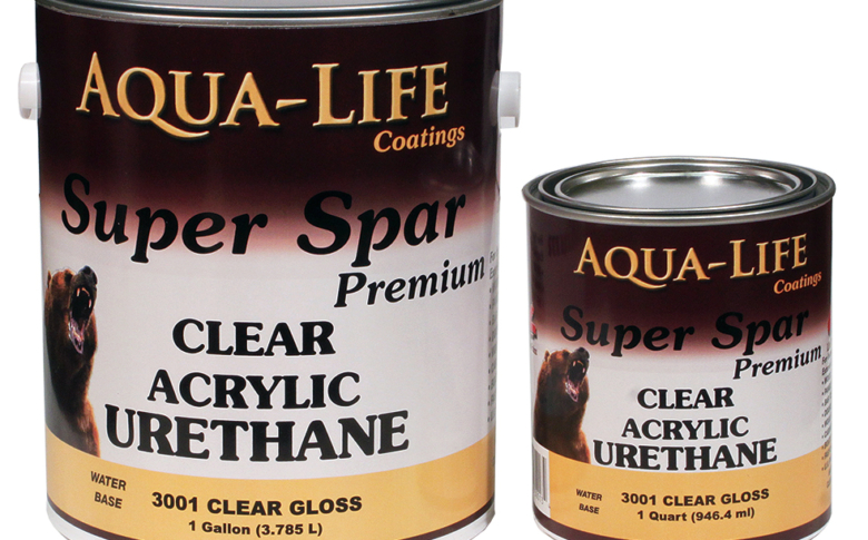 Subrand Aqua-Life Coatings Super Spar Premium Life Specialty Coatings