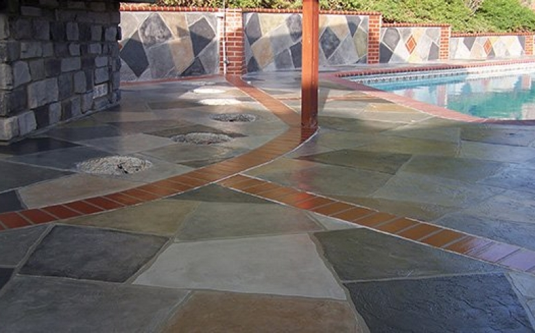 Life Deck Specialty Coatings Color Wash Decorative Overlay